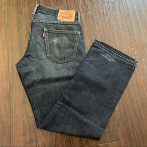 Levi's 559 Relaxed Straight Leg Jeans size 30x30